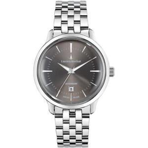 【送料無料】orologio automatico uomo lucien rochat granville r0423106001 acciaio swiss made