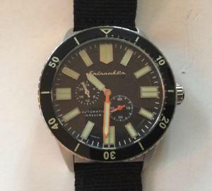 【送料無料】orologio spinnaker modello hass diver
