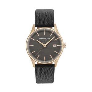 【送料無料】kenneth cole ladies leather strap watch kcnp kc15109001