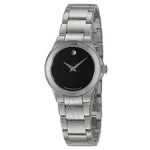 【送料無料】movado womens quartz watch 0606334