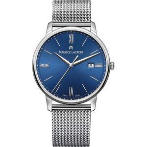 【送料無料】maurice lacroix el1118ss0024101 mens eliros date wristwatch