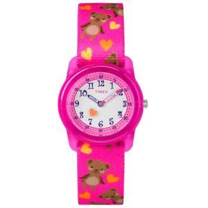 【送料無料】timex tw7c16600 kids youth watch