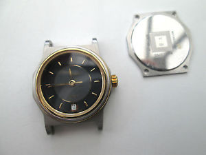 【送料無料】lady mougin amp; piquard, quality watch head,,,,,non runner for parts