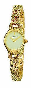 【送料無料】yema ladies gold plated watch  ym944ynp