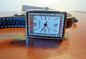 【送料無料】designer wrist watch, helene dubin, paris