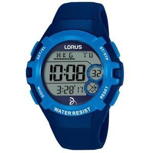 【送料無料】lorus novak djokovic foundation digital watch r2391lx9