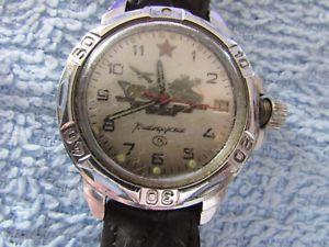 【送料無料】for *******vintage komandirskie militry*******wrist watch