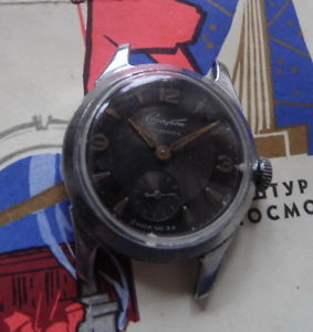 【送料無料】start montre mcanique ancienne made in urss 2 mchz urss cccp