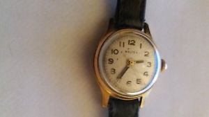 【送料無料】old vintage beltex swiss made wristwatch hand watch in working order