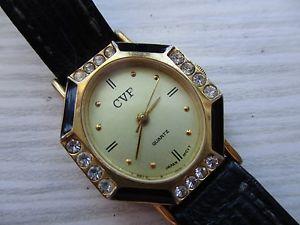 【送料無料】ladies quartz, cvp watch,,,