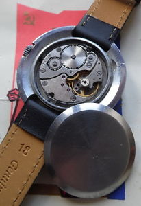 zim montre mcanique ancienne grand boitier made in urss 19701980