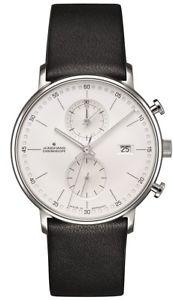 【送料無料】authorized dealer junghans 041477000 form c chronoscope 40mm case watch