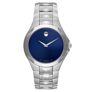 【送料無料】movado luno sport mens quartz watch 0606380