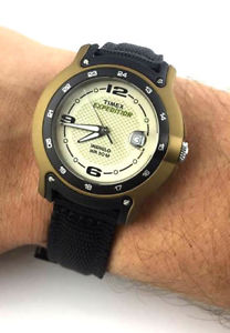 【送料無料】watch timex expedition t47992 indiglo orologio analogico wr 50 m sport