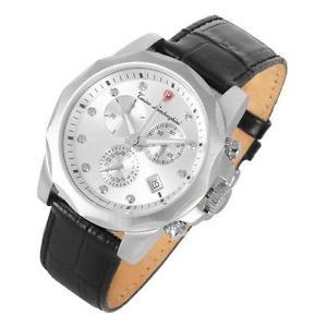 【送料無料】lamborghini, tonino stainless steel watch en033dl102