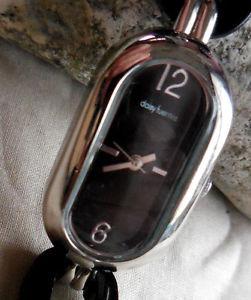 【送料無料】montre daisy fuente 753h collection,elegante montre format rectangle vertical