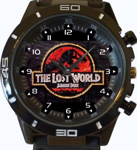 【送料無料】jurassic park lost worlds wrist watch fast uk seller