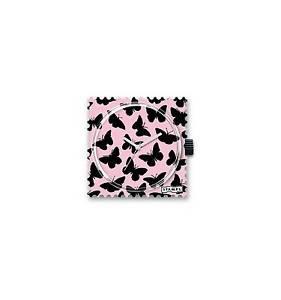 【送料無料】quadrante orologio stamps tamina 104306 watch orologi farfalle butterfly nere