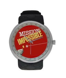 【送料無料】unique vintage collectible mission impossible watch brand watches free ship