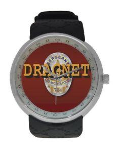 【送料無料】unique collectible dragnet hit tv show watches vintage movies free shipping