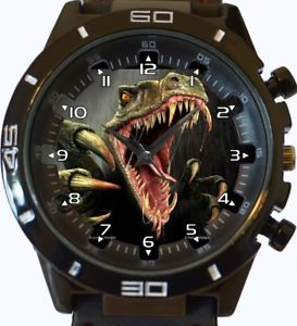 【送料無料】dinosaur raptor wrist watch fast uk seller