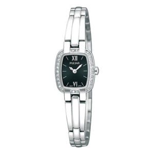 【送料無料】pulsar watch pulsar silver ladies pegf63