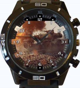 【送料無料】war tank gt series sports wrist watch