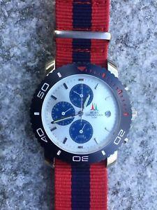 【送料無料】orologio cronograph mgma militar watch frecce tricolore