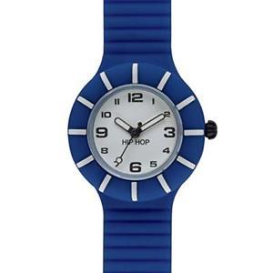 【送料無料】orologio hip hop kids fun hwu0761 blu watch small cassa da 28 mm numeri
