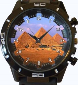 【送料無料】pyramids of ghiza gt series sports wrist watch