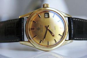 【送料無料】certina ds automatic gold 20m *1963*