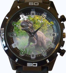 【送料無料】metriacanthosaurus dinosaur wrist watch fast uk seller