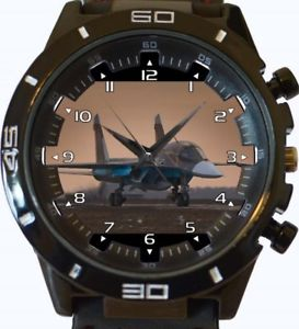 【送料無料】su25 agile fighter jet gt series sports wrist watch