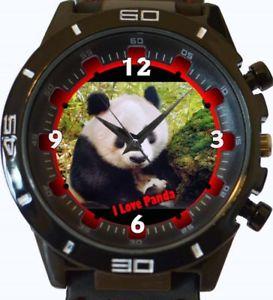 【送料無料】i love panda cub gt series sports wrist watch