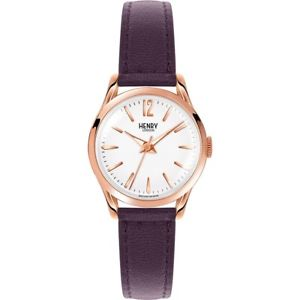 hlnp hl25s0072 henry london hampstead ladies leather strap watch