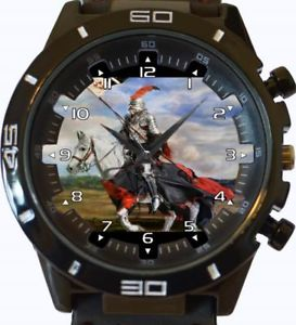【送料無料】chivalry medieval warfare jousting gt series sports wrist watch