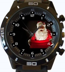 【送料無料】santaclaus chritmas gt series sports wrist watch