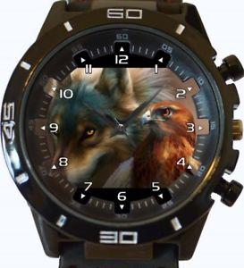 【送料無料】wolf eagle gt series sports wrist watch