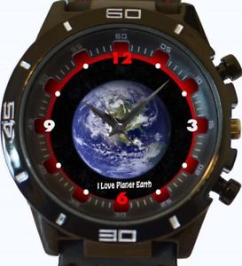 【送料無料】i love earth gt series sports wrist watch