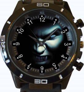 【送料無料】dracula vampire novelty gt series sports wrist watch fast uk seller