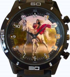 【送料無料】unicorn fantasy girl rider gt series sports wrist watch fast uk seller