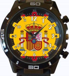 【送料無料】flag of spain gt series sports wrist watch