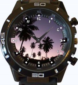 【送料無料】twilight palms gt series sports wrist watch