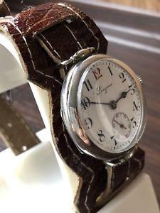送料無料 rare military vintage longines trench watch cal 1334 circa 1916qMpUGzVS