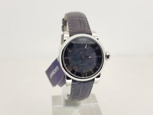 【送料無料】orologio locman toscano 595 donna grigio pelle watch