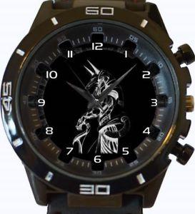 【送料無料】anubis god of afterlife gt series sports wrist watch fast uk seller