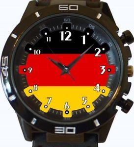 【送料無料】flag of germany gt series sports wrist watch