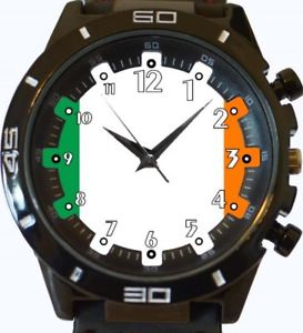 【送料無料】flag of ireland gt series sports wrist watch