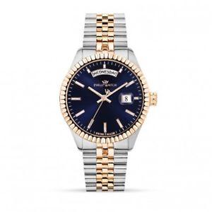 【送料無料】r8253597032 orologio uomo philip watch caribe r8253597032