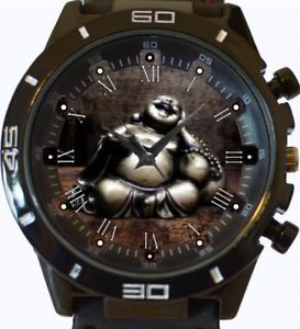 【送料無料】laughing budha gt series sports wrist watch fast uk seller